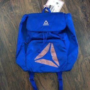 Reebok Cobalt Blue Sparkle Backpack